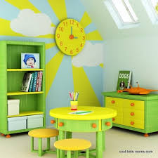 Elegant Kids Room Ideas Full Of Colors Playrooms Tertiary - Color for kids room
