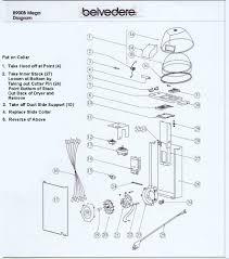 Salon Chair Parts Salon Dryer Parts Belvedere Belmont Koken Collins