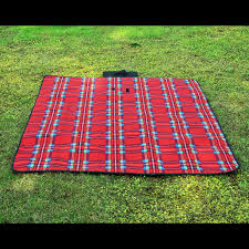 Camping Outdoor Rugs by Outsunny Folding Picnic Blanket Camping Outdoor Beach Rug Travel