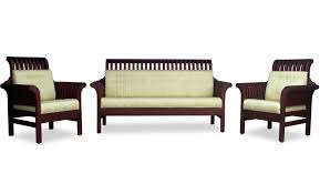 sofa set bloom wooden sofa set mahogany rf