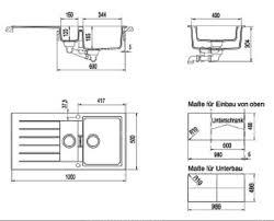 hauteur standard cuisine dimension standard four encastrable diagram standard washer and