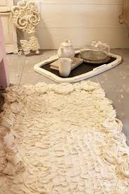 attractive shabby chic kitchen rugs 25 best ideas about shab chic