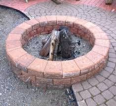 Firepit Bricks 33 Diy Pit Ideas Diy Cozy Home