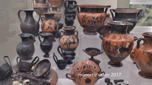 vasi etruschi vasi greci ed etruschi al museo nazionale di villa giulia