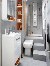 orange bathroom ideas compact bathroom terrace on designs with orange 5