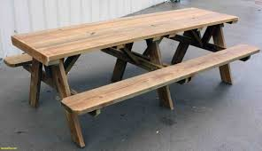 8 foot picnic table plans traditional 8 foot picnic table plans osmoothie furniture