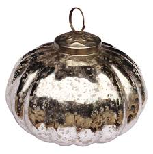 ornaments mercury glass ornaments vintage