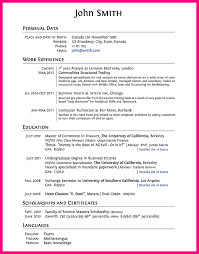 Sample Resume Computer Technician by 6 Sample Cv For Students With No Work Experience