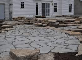 flagstone pavers patio rockford brick paver landscape features brick paver driveway patio