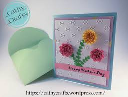 mother u0027s day card u2013 cathy crafts