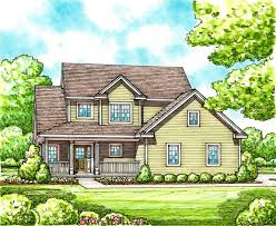 Color Floor Plan Happe Homes The Ford 1758 Custom Built Floor Plan