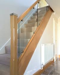 Glass Stair Banister Gallery The Stair Glass Company Wirral U0026 Liverpool
