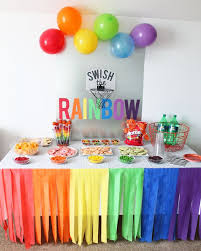 Up Decorations Rainbow Decorations For A Rainbow Decorations To