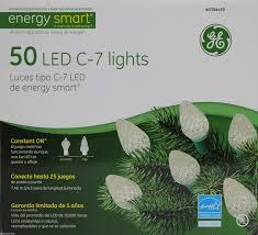 ge energy smart 50 led c7 lights warm white constant on ebay