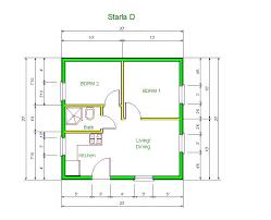house floor planner 20 x20 apt floor plan starla model d floor plan 20 x 20