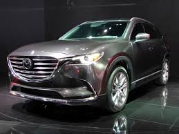 mazda vehicles canada preview 2016 mazda cx 9 toronto star