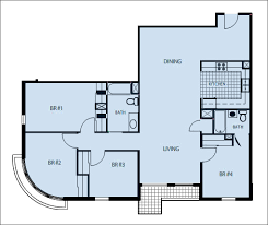 Mission House Plans Four Bedroom Floor Plans Four Bedroom Floor Plans Adorable Best 25