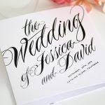 Unique Wedding Programs How To Choose Unique Wedding Programs Weddingsrusdeco