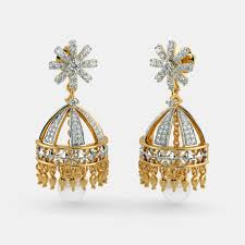 jhumka earrings jhumka earrings buy jhumka earring designs online in india 2018