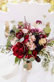 baroque autumn wedding with deep wine tones in north carolina