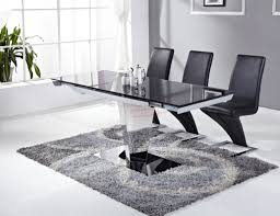 table et chaises salle manger étourdissant chaise salle à manger design italien et table et chaise