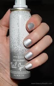 worth it china glaze coloured nail spray beauty skeptic