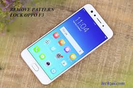 Oppo F3 How To Delete Pattern Lock On Oppo F3