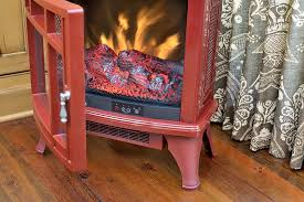Duraflame Electric Fireplace Duraflame 8511 Cinnamon Infrared Electric Fireplace Stove With