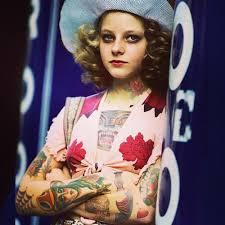 様々な有名人にタトゥーを施したタンブラー shopped tattoos