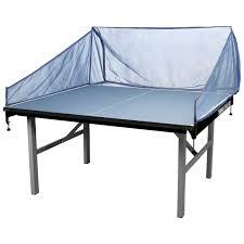 Housse Table Ping Pong by Tibhar Tennis De Table Filet Recuperateur Tibhar Wack Sport