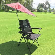 Outdoor Canopy Chair Strongback Elite Black U0026 Grey Comfortable And Ergonomically