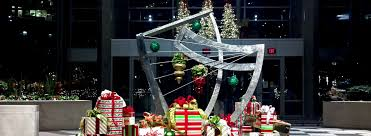 Christmas Decorations For Commercial Premises by Commercial Christmas Trees U0026amp Decorators Ambius