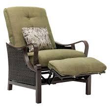 outdoor ventura luxury recliner navy blue hanover target