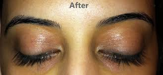 eyebrow and threading healthy and natural hair removal