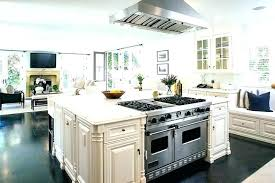 stove on kitchen island cooktop in island island design ideas kitchen island with white
