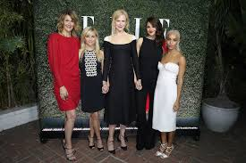kidman witherspoon and cast of u0027big little lies u0027 honored at elle
