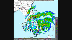 Map Melbourne Fl Doppler Radar Hurricane Matthew Kmlb Melbourne Florida Youtube