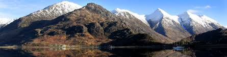 the affric kintail way long distance route loch ness glen