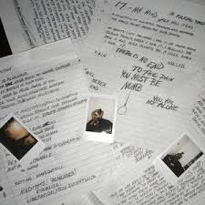 paper photo album xxxtentacion 17 lyrics and tracklist genius