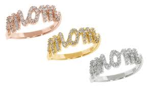 sterling silver mothers rings sterling silver rings groupon goods