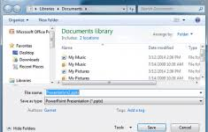 save template powerpoint 2007 metlic info