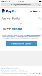 venmo payments