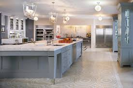Glass Pendant Lights For Kitchen Appliances Marvelous Contemporary Kitchen Design With Grey