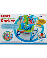 Infant Toddler Rocking Chair Ibaby Infant To Toddler Rocker