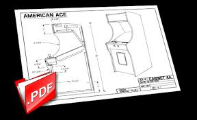 arcade cabinet plans pdf build your own arcade by archie kickstarter