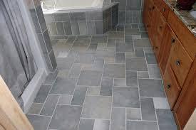 Tile Flooring As Discount Tile Flooring For Elegant Bathroom Floor - Bathroom flooring designs