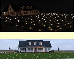 lawn lights illuminated outdoor decoration led 36 10