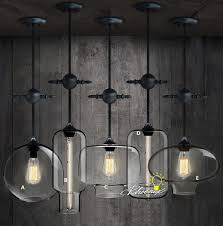 Industrial Glass Pendant Lights Pendant Lighting Ideas Best Clear Pendant Light Wire Antique