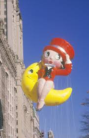 betty boop thanksgiving a history of macy u0027s thanksgiving parade from the 1930s to today