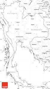 Blank Maps by Blank Simple Map Of Thailand